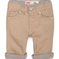 Levi´s Newborn Denim Pull-On Pants 					 					 				 			 | Dillard's Mobile