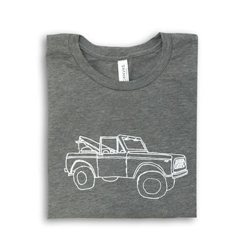 Off to the Bay Adult Tee