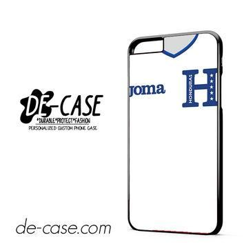 Honduras Soccer Jersey DEAL-5329 Apple Phonecase Cover For Iphone 6/ 6S Plus
