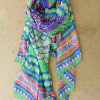 Mineral Creek Scarf [3793] - $10.00 : Vintage Inspired Clothing & Affordable Dresses, deloom | Modern. Vintage. Crafted.