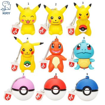 Pokemon Flash Drives