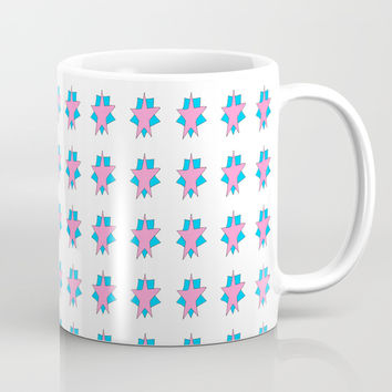 pink star 2-sky,light,rays,hope,pointed,mystical,estrella,nature,spangled,girly,gentle,star,sun Mug by oldking