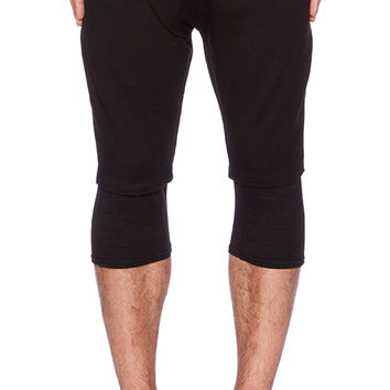 Drifter Woodson Short in Black