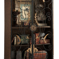 Michigan Design Center - RJ Thomas, Ltd. - Curio Cabinet