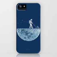 Mown iPhone & iPod Case by Enkel Dika