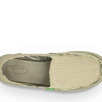 Sanuk Donna Hemp Natural