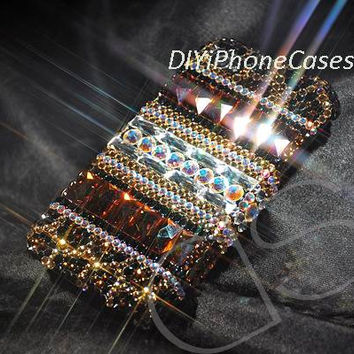 iPhone5 Case swarovski crystals iPhone Cases iPhone4 Case htc one S case htc one x Case, Galaxy s4 Galaxy S2 phone case bling phone covers