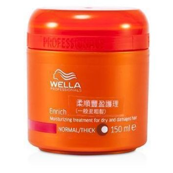 Enrich Moisturizing Treatment for Dry & Damaged Hair (Normal-Thick) - 150ml-5oz
