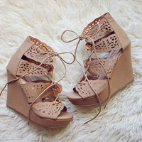 Willow & Fox Wedges