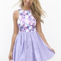 SABO SKIRT  Floret Dress - $48.00