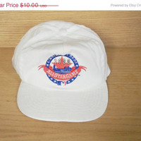 SALE Vintage Cincinnati Reds 1988 All Star Game Baseball Hat Cap