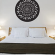 Vinyl Wall Decal Sticker Circle Design #OS_MB240