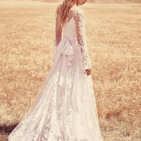 Free People Lillian Gown