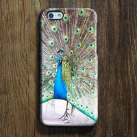 Vintage Peacock iPhone 6s Case iPhone 6s Plus Case iPhone 6 Cover iPhone 5S 5 iPhone 5C Samsung Galaxy S6 Edge Galaxy s6 s5 s4 Galaxy Note 5ÌâåÊNote 4 Case 130