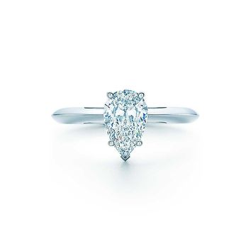 TR523 2 carat  Rings For Women Silver sona Simulated Gems Engagement Ring,Solitaire Ring with accents
