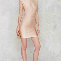Ahead of the Curve Mini Dress