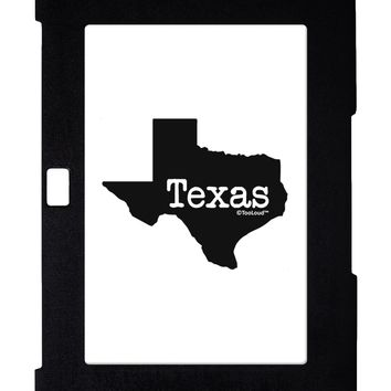 Texas - United States Shape Galaxy Note 10.1 Case  by TooLoud
