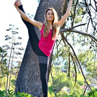 full circle yoga leggings