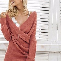 Daya Sweater Dress
