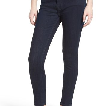 Current/Elliott The Ultra High Waist Skinny Jeans (Turley with Color Blocking) | Nordstrom