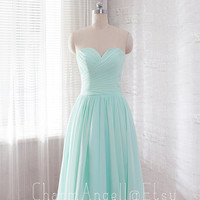 Cheap bridesmaid dress, short prom dress, Sweetheart homecoming dress