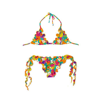 Gova Swimwear Fruits Tropical Bikini Set