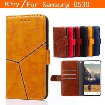 For Samsung Galaxy Grand Prime Luxury Leather Phone Case For Coque Samsung Galaxy Grand Prime G530 G530H G530W SM-G530H Case