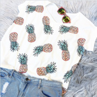 Pineapple Perfection Tee