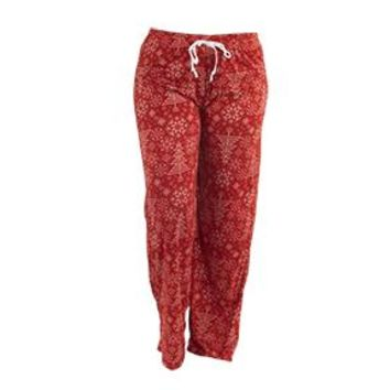 Red Holiday Lounge Pants