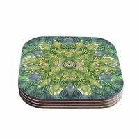 "Art Love Passion ""Celtic Mandala"" Coasters (Set of 4)"