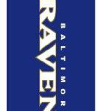Baltimore Ravens feather flag  outdoor flag for 2.8m and 3.4m flagpole 110g knitted polyester the price without flagpole 17007
