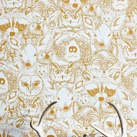 Chasing Paper Wild Removable Wallpaper-