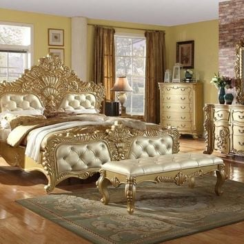 Zelda bedroom collection by Meridian Furniture