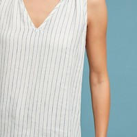 Cloth & Stone Benton Ruffled Tank