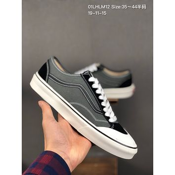 Vans Style 36 SF cheap mens and womens Fashion Canvas Flats Sneakers Sport Shoes