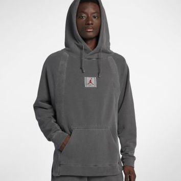 Jordan Sportswear Wings Men's Washed Fleece Pullover Hoodie. Nike.com CA