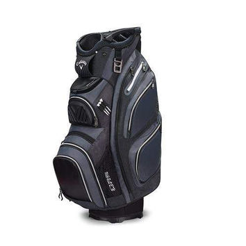 Callaway Golf 2017 Org 15 Cart Bag-Black/Titanium