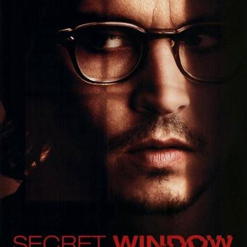 Secret Window 27x40 Movie Poster (2004)