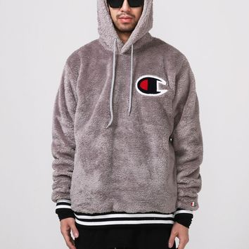 Mens XQUARE 23 Champion Patchwork Furry from Fabrixquare | Want