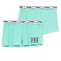 Fleece Short - PINK - Victoria's Secret