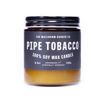 Pipe Tobacco Candle 3.5oz