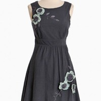 Summer Cove Cotton Dress