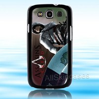 Assassin's Creed Action Video Game Samsung Galaxy S3 Case Cover