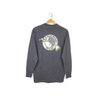 90s T&C Surf Designs Hawaii long sleeve shirt - vintage 1990s TOWN and COUNTRY / tc yin yang tee