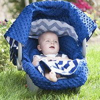 Jagger Carseat Canopy, Whole Caboodle, Carseat Cover