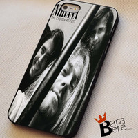 Nirvana Band pose iPhone 4s iphone 5 iphone 5s iphone 6 case, Samsung s3 samsung s4 samsung s5 note 3 note 4 case, iPod 4 5 Case