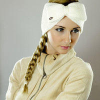 Head Bands,Head Wraps,Stretch,Hair Coverings,Head Scarf,Cream,Crocheted,Warmer,Knit,Hair Covering,Girl,Haircover,Hair Band,Girls,Knitted