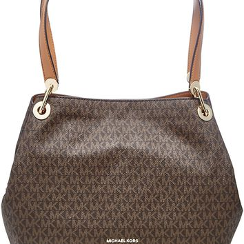 Michael Kors Women's Large Raven Tote Top-Handle Bag
