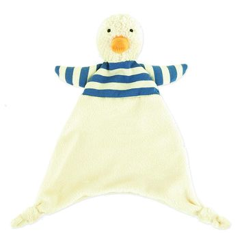Bredita Duck soother - JELLYCAT - Plush toy gift ideas for babies