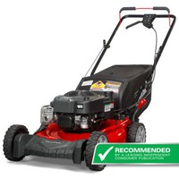 "Snapper 21"" Gas Rear Wheel Drive Self-Propelled Mower with Side Discharge, Mulching, Rear Bag - Walmart.com"